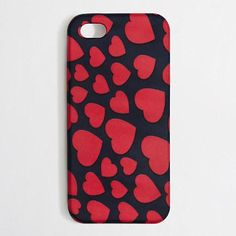Heart Phone Case For Iphone 5