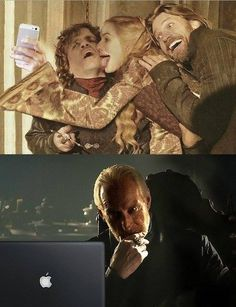 funny, cercei lannister, and game of thrones image (Geek Stuff Game Of) Game Of Thrones Images, Game Of Thrones Meme, Game Of Thrones Cast, Jon Snow, Game Of Throne Lustig, Cercei Lannister, Jaime Lannister, Lannister Family, Dessin Game Of Thrones