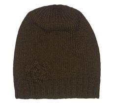 Flower Beanie Hat +6 COLORS