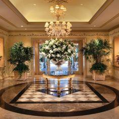 Contemporary Hotel Lobby   ... Beverly Hills - Los Angeles, California - Hotel, Motel, Lodging