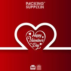 Happy Valentine's Day 2018! #PackingSupply #ValentinesDay #HeartPrintedBags Packing Supplies, Printed Bags, Happy Valentines Day, Social Media, Posts, Stuff To Buy, Messages, Social Networks, Social Media Tips