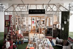 The SuperCool, a pop-up shop and online store created by Kate Vandermeer and David Nunez (Noonie).