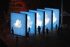Projecto Nuvem, un pedazo de cielo que no se apaga