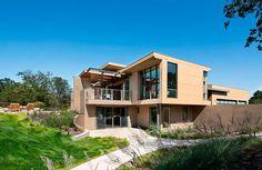 Portola Valley Residence – Tobin Dougherty Architects
