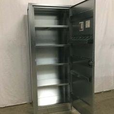 Single Door Metal Storage Cabinet