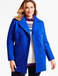 85cf77a27eb3e 18 Plus Size Coats. Winter Fashion OutfitsFashion ClothesFall ...