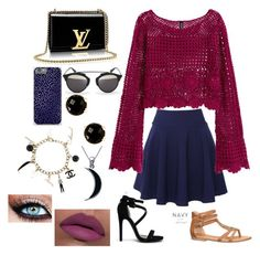 """Sem título #58"" by mcbastos ❤ liked on Polyvore"