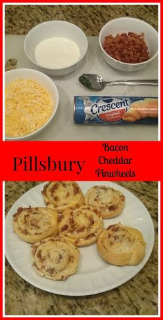 Bacon Cheddar Pinwheels & $10 Pay Pal #giveaway (Ends 11/26/15) #ThanksgivingwithPillsbury #ad