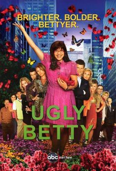 Own all the seasons of Ugly Betty or Watch all again!!!
