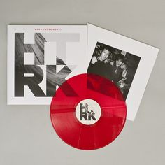 Packaging is beautiful, and the vinyl is in red and it's see-through. Phenomenal.
