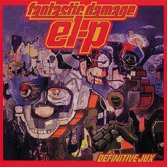 El-P - Fantastic Damage.