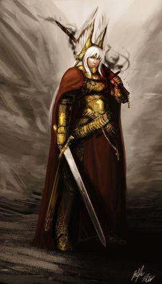 Beatrix: Saint Battle Gear by PeterPrime.deviantart.com on @DeviantArt