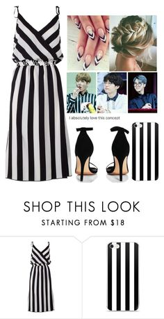 """""""Selfish"""" by kookieforever97 ❤ liked on Polyvore featuring Marc Jacobs and Boohoo"""