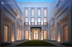 2000 m  private villa kuwait sarah sadeq architects