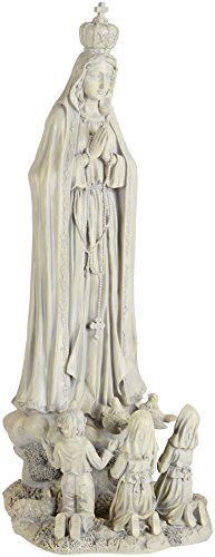 Design Toscano Our Lady of Fatima Grand Scale Statue -- Be sure to check out this awesome product.