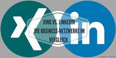 XING und LinkedIn sind die wichtigsten Business-Netzwerke in Deutschland, LinkedIn sogar weltweit. Wir haben die Netzwerke verglichen. Xing Profil, Social Media, Business, News, Blog, Accessories, Video Production, Benefits Of, Germany