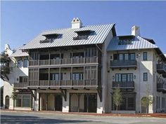 Rosemary Beach, FL: Designed by Dungan Nequette Architects, Barrett Place reflects the ultimate in style, design and amenities. As a Town Center building, these 12 multi-...