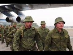 Russian Forces Arrive In Pakistan   Bharat Pareshaan   Pakistan Latest News