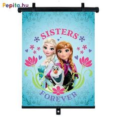 Parasolar Auto Retractabil Frozen Seven - Magazin Disney Sisters Forever, Princess Zelda, Frozen, Disney, Fictional Characters, Rolo, Character, Disney Art, Frozen Movie