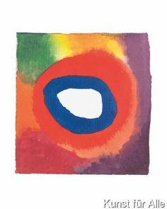 Wassily Kandinsky - Colour studies ...