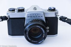 My first camera: Pentax spotmatic SP1000