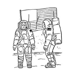 space race coloring pages - photo#6