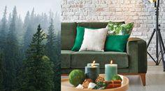 Marsala & Bottle green | Nábytek a doplňky vybrané stylistkami Westwing