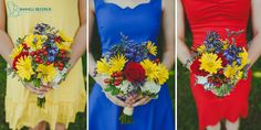 Courtney + Caleb's Vintage Retro Comic Book Themed Wedding ...