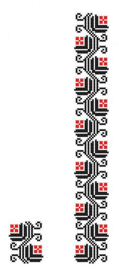 FL256 Cross Stitch Embroidery, Embroidery Patterns, Hand Embroidery, Cross Stitch Patterns, Fabric Origami, Loom Beading, Types Of Shirts, Needlework, Sewing