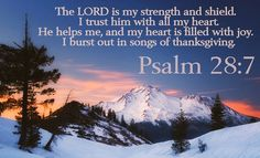 the Joy of the Lord ... is my Strength ~ @KingLivesInMe