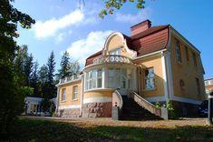 Villa Junghans       http://www.kauniainen.fi