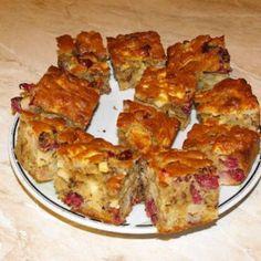 Almás – meggyes bögrés - sütnijó! – Kipróbált sütemény receptek Quiche, French Toast, Muffin, Breakfast, Food, Cakes, Morning Coffee, Cake Makers, Essen