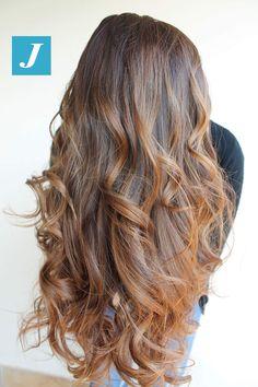 Degradé Joelle: perfetto da ogni prospettiva! #cdj #degradejoelle #tagliopuntearia #degradé #igers #musthave #hair #hairstyle #haircolour #longhair #ootd #hairfashion #madeinitaly #wellastudionyc