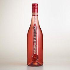 One of my favorite discoveries at WorldMarket.com: Mulderbosch Cabernet Rosé