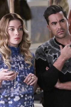 Let's be honest: you can take pretty much any moment on Schitt's Creek, in or out of context, and it'll be funny. The Canadian comedy, coproduced by Pop TV and Human Rights Campaign, Daniel Levy, Schitts Creek, Comedy Tv, Stay Young, Fashion Tv, Celebs, Celebrities, Funny Moments