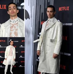 Klaus is my favorite and I love him and where has Robert Sheehan been all my life wtf Netflix, Robert Sheehan, Under My Umbrella, Celebs, Celebrities, My Chemical Romance, Movies And Tv Shows, Actors & Actresses, Beautiful People