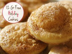 12 Days of G-Free Cookies!