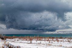 .Storm approaching (USA)
