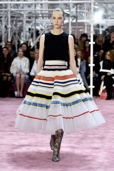 Christian Dior Spring 2015. See the best looks from Couture Week here: