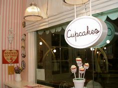 Cupcake Store front