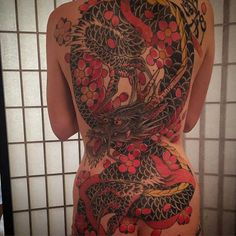 7d5d469fe 14 best Traditional Japanese Dragon Tattoos For Women images in 2017 ...