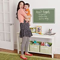 Organize Your Home for Baby