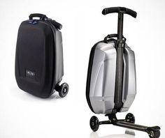Micro Samsonite - Travel Scooter