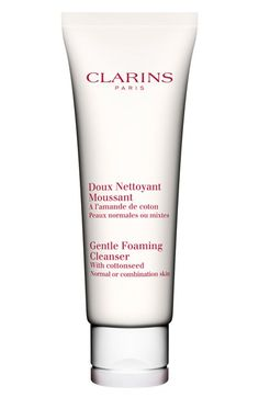 Clarins Gentle Foaming Cleanser (Normal/Combination)