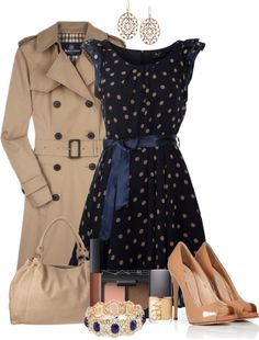 """I'm Seeing SPOTS"" by colierollers on Polyvore"