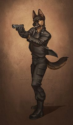 Dogged Pursuit by Shadow-Wolf on DeviantArt