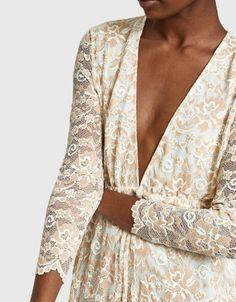 Flynn Lace Maxi Dress