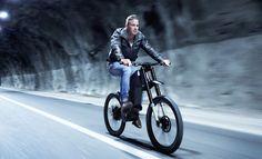 Trefecta DRT Electric Dirt Bike