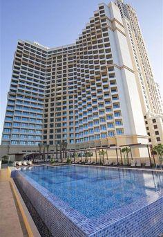 Ja Ocean View Dubai www.ourworldtravelselfies.com