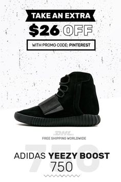 15593a5c3fe877 How to get womens size Adidas Yeezy Boost 750 Triple Black at the best price